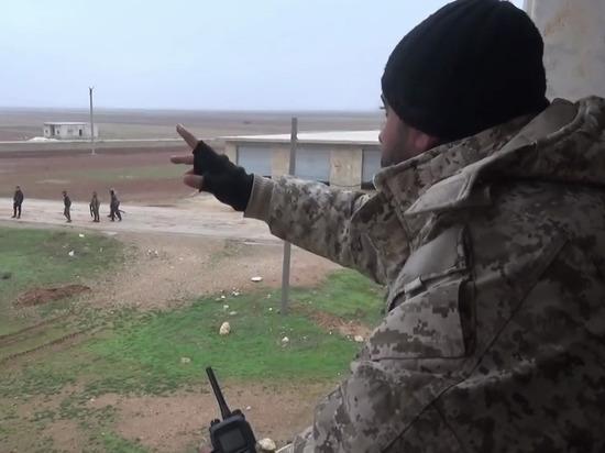 Сирийские правительственные силы продолжают наступление в провинции Идлиб