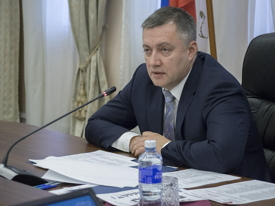 Новогодний сюрприз: Иркутская область хотела порядка – президент услышал