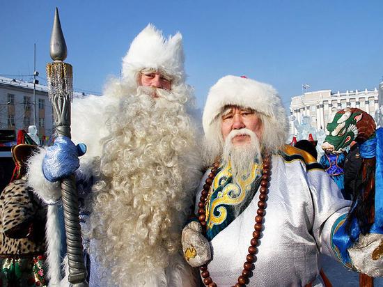 В Бурятии может появиться резиденция Деда Мороза