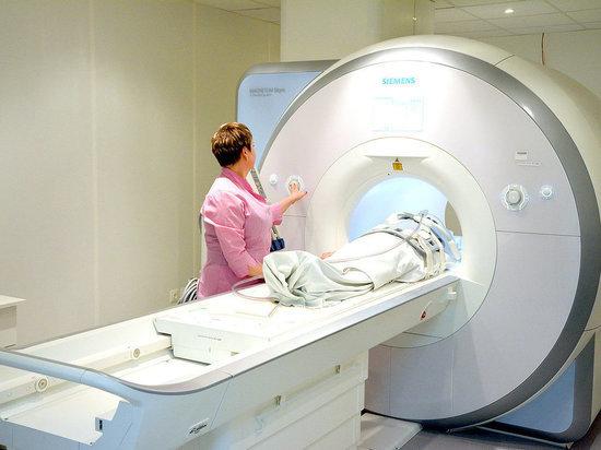 В одной из больниц Иванова начал работать новый томограф
