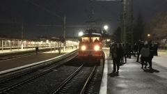 Прибытие: в Симферополе встретили первый поезд дальнего следования