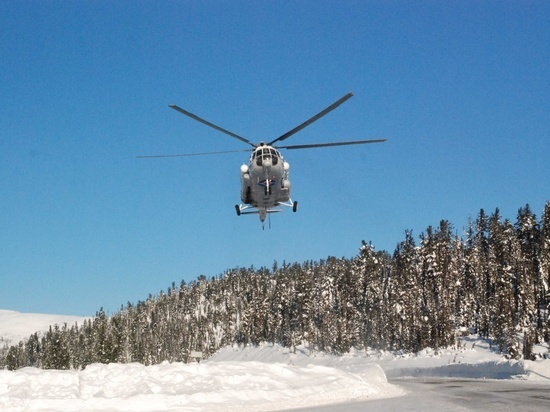 Названа вероятная причина жесткой посадки Ми-8 под Красноярском