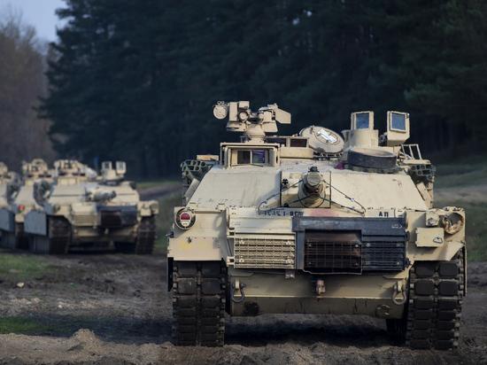 """СМИ: НАТО """"отрепетирует"""" наступление на Россию"""