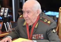 Ушел из жизни выдающийся военачальник и военный ученый, бессменный президент Академии военных наук с 1995 года, доктор военных наук генерал армии Махмут Гареев