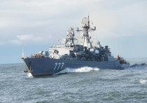 Россия, Иран и Китай проведут морские учения под носом США