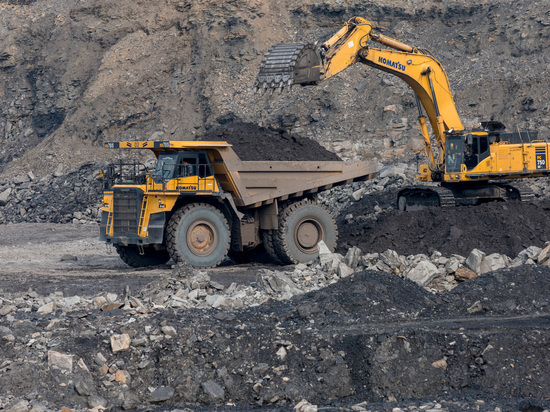 «Русский Уголь» сообщил о росте добычи каменного угля в Красноярском крае
