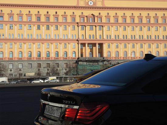 В приемную ФСБ на Лубянке пришел неадекватный мужчина