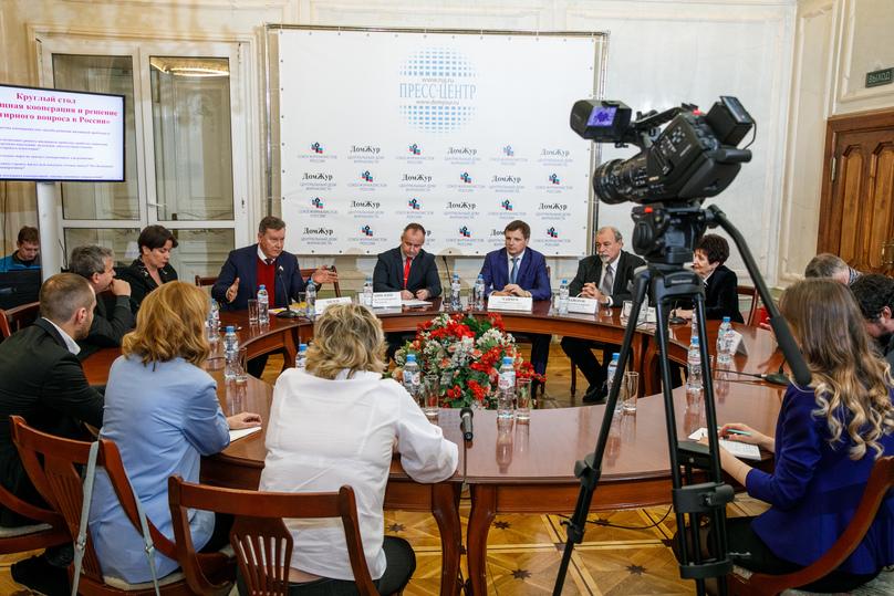 Роман Василенко: жилищная кооперация в России имеет большое будущее