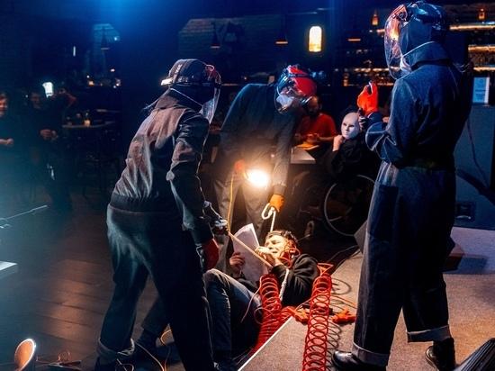 Олег Богаев провел эскиз-читку пьесы об убийстве Николая Второго
