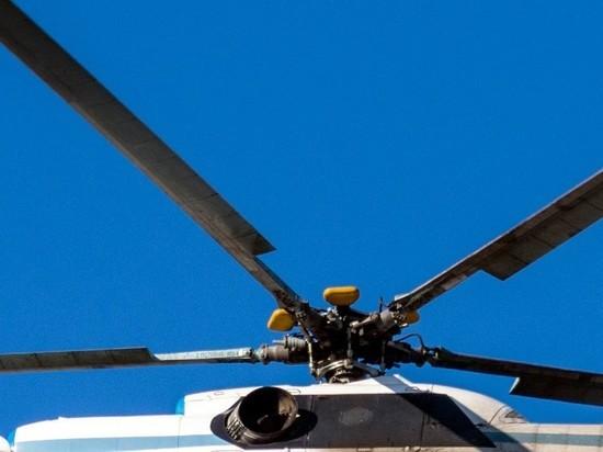Еще один вертолет Ми-8 совершил жесткую посадку