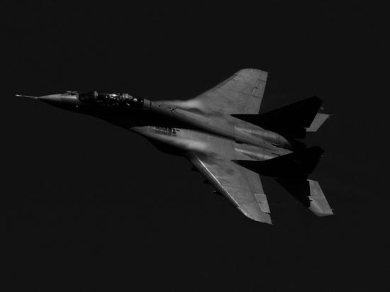 В Иране разбился истребитель МиГ-29