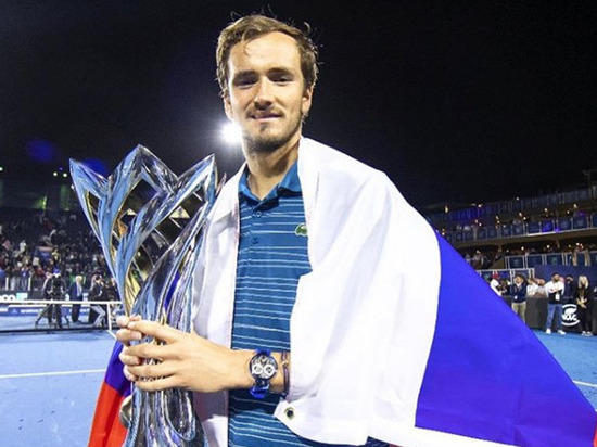 Конец Шараповой и начало Медведева: итоги 2019 года в теннисе