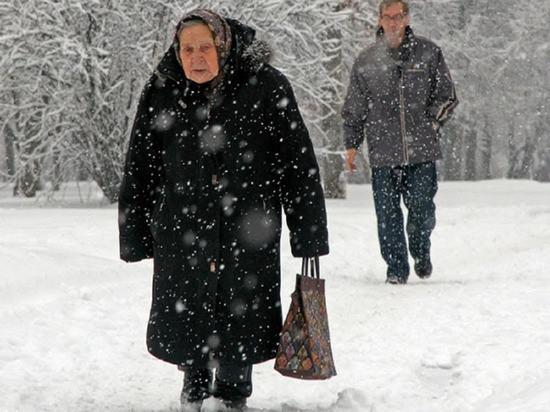 Карельские пенсионеры получат очень маленькую пенсию, а потом большую доплату. ВИДЕО