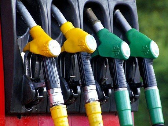 По 10 литров бензина в сутки отпускают в некоторых районах Забайкалья