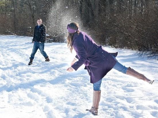 В американском городке отменяют 57-летний запрет на игру в снежки