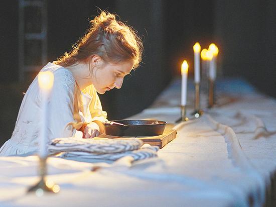 Полина Виторган сыграла главную роль в пушкинской «Метели»