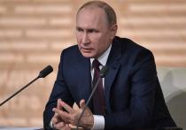 Путин заявил, что в последнее время спит четыре-пять часов