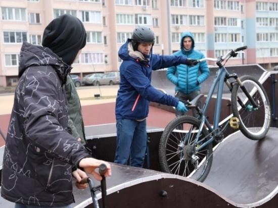 Памп-трек в Московском микрорайоне в Иванове будет переделан