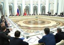Алексей Дюмин принял участие в заседании Совета при Президенте РФ