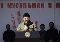 Рамзан Кадыров удостоен ордена «За служение религии Ислам» I степени