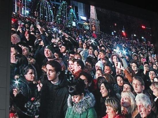Около 70 тысяч краснодарцев побывают на новогодних спектаклях и концертах городской «Премьеры»