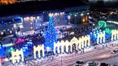 Тысяча елочных шаров и километр светодиодной ленты: рекорды Ямала в новогоднем украшении