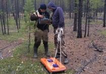 Новосибирские ученые исследуют провальные воронки вдоль трассы «Лена»
