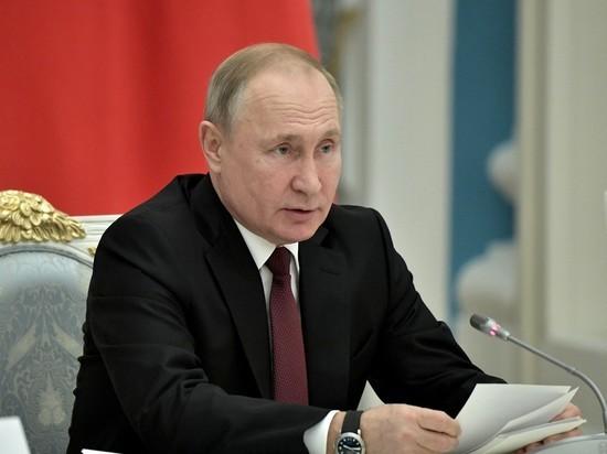 Украинским журналистам запретят цитировать Путина