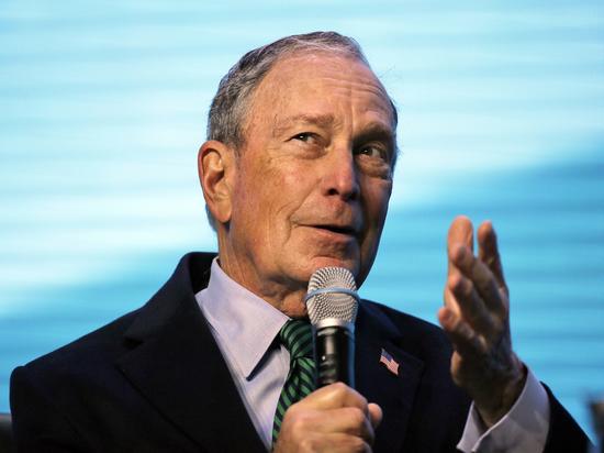 Кандидат в президенты США Блумберг оскандалился с заключенными