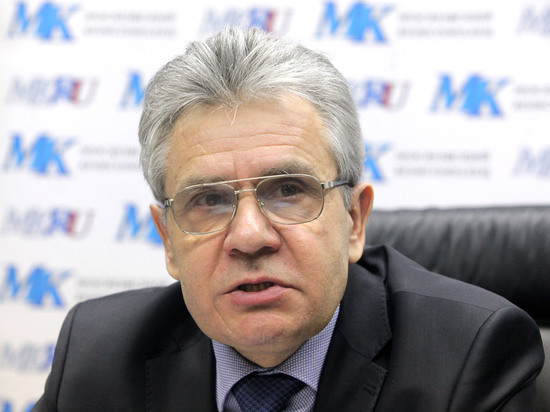 Александр Михайлович подвел итоги уходящего года