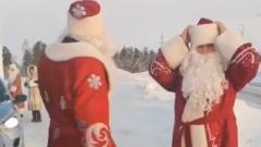 «Подедморозили в Губкинском»: политики превратились в волшебников-таксистов накануне Нового года