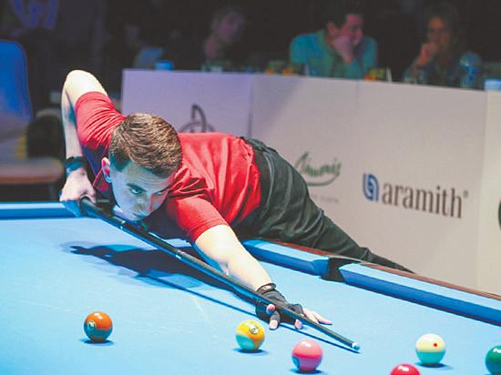 Российский бильярдист впервые выиграл чемпионат мира по пулу