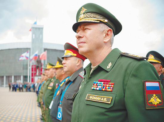 Генерал Фомин: «Мы ни с кем не ведем диалог с позиции силы»