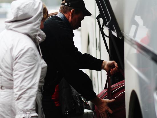 В Липецкой области опрокинулся автобус Москва - Тбилиси