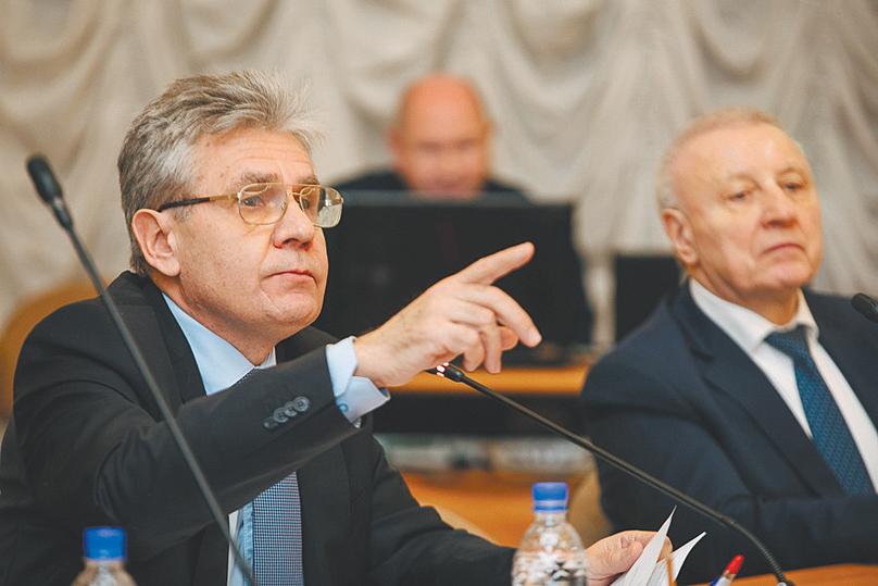 Президент РАН Сергеев: «Науке нужны четкие правила игры»