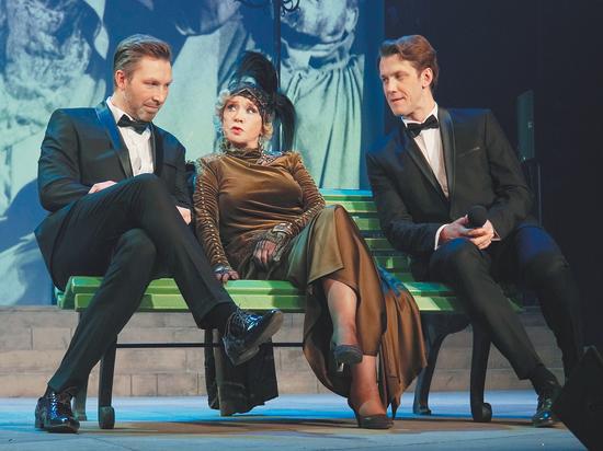 Театр имени Пушкина отметил юбилей ярко и эффектно
