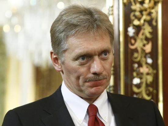 Песков рассказал о скромности Путина при встрече Нового года