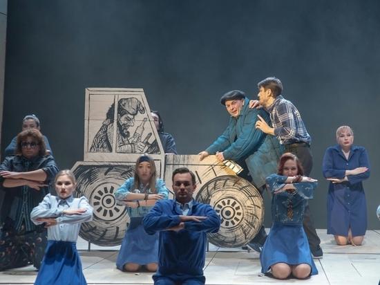 Главный режиссер Башкирской оперы поставил рок-мюзикл о Шевчуке в Новосибирске