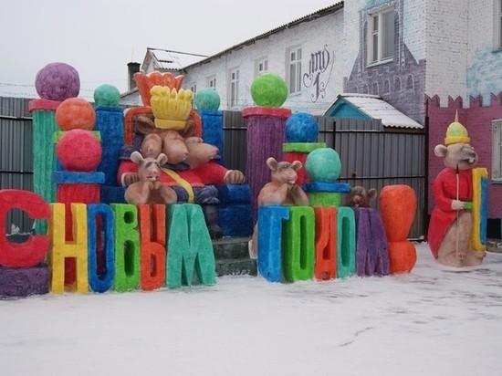 В кузбасских колониях появились снежные мыши