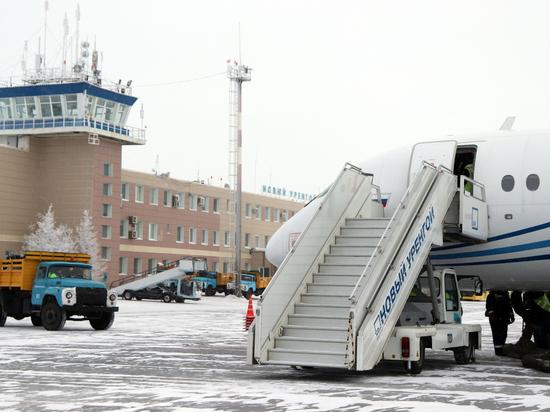 В Новом Уренгое аэропорт обслужит больше 330 рейсов в праздники