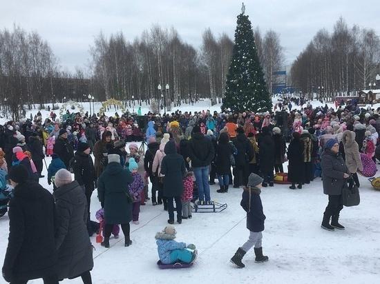 В Кочуровском парке впервые прогремит новогодний салют