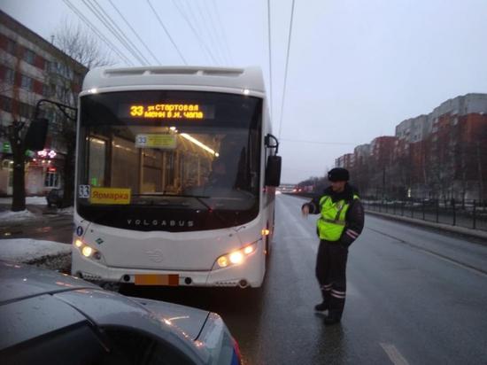 Автоинспекторы Чувашии выявили свыше 200 нарушений ПДД водителями автобусов