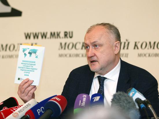 Глава РУСАДА: российские легкоатлеты не смогут поехать на Олимпиаду