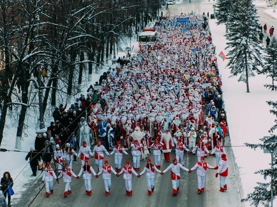 Кемерочане выразили недовольство прошедшим парадом Дедов Морозов