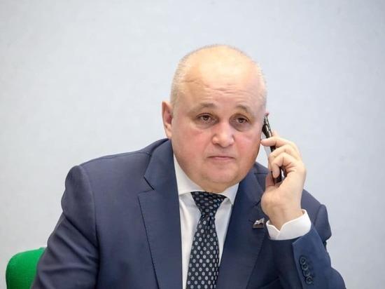 Губернатор Кузбасса нашел деньги для погашения долга по зарплате бастующим шахтерам
