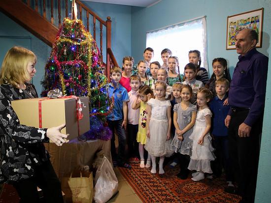 РИА «Верхневолжье» поздравило семью Косиковских из Тверской области