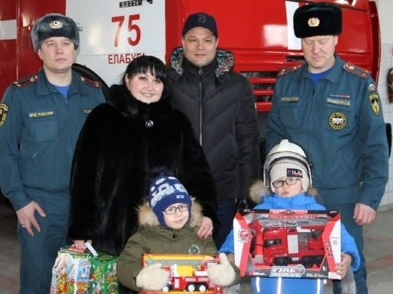 Рустам Минниханов исполнили мечту мальчика из Елабуги