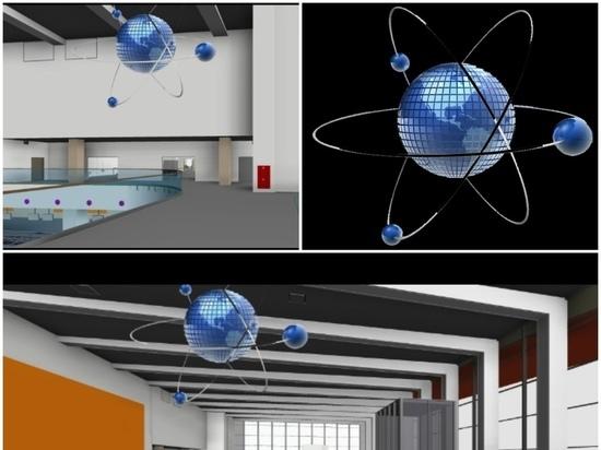 Инсталляцию «Атом» не установили в аэропорту «Курчатов» из соображений безопасности