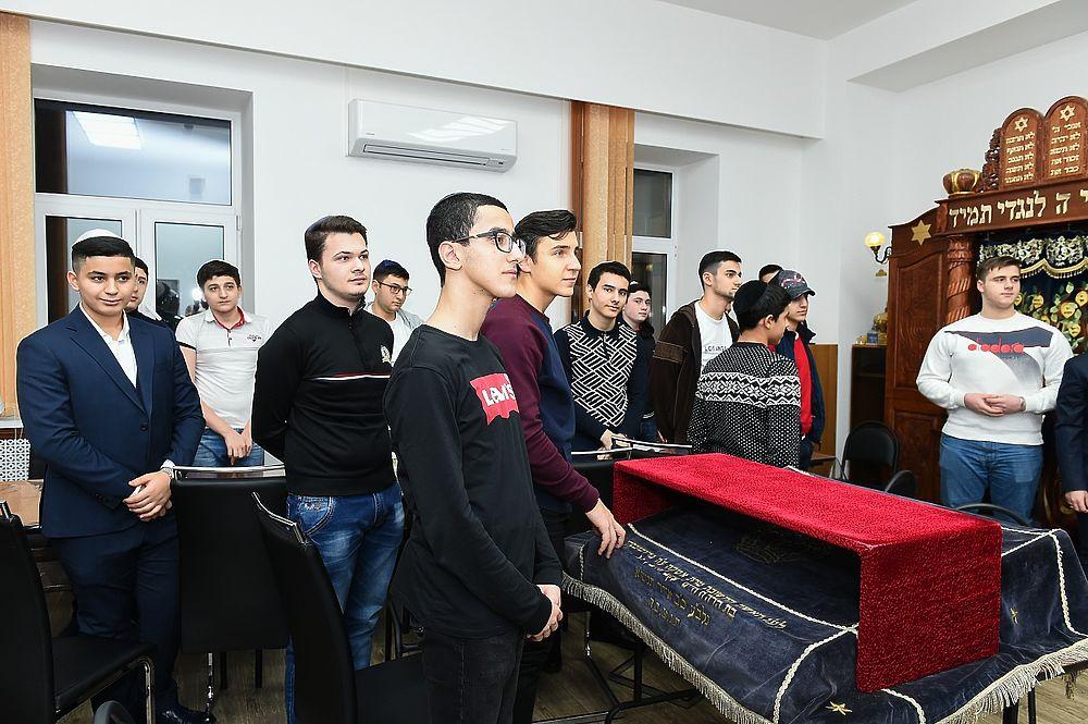 В Москве открылся уникальный горско-еврейский центр