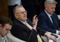 """Жириновский считает, что президента России необходимо """"разгрузить"""""""